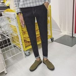 qiaqiayes - Slim Fit Jeans