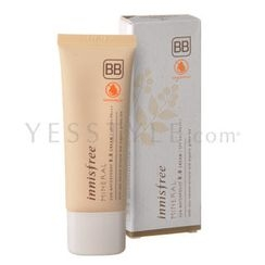 Innisfree - Mineral Sun Waterproof BB Cream SPF 50+ PA+++ (#01 Light Beige)