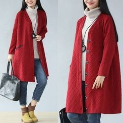 Taragon - Plain Long Jacket