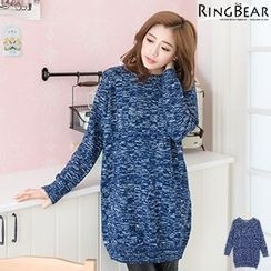 RingBear - Cable Knit Long Top