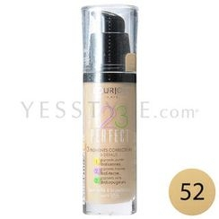 Bourjois - 123 Perfect Foundation SPF 10 (#52 Vanille)