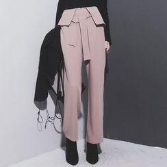 Sonne - 造型设计休闲长裤