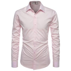TheLees - Long-Sleeve Dress Shirt