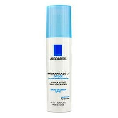 La Roche Posay - Hydraphase 24-Hour Intense Daily Rehydration SPF20 (For Sensitive Skin)