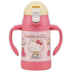 Skater - Hello Kitty Stainless Mug Bottle 240ml for Kids