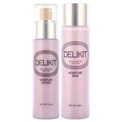 IPKN - Delikit Moisture Set: Skin 210ml + Lotion 135ml