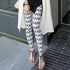REDOPIN - Patterned Leggings