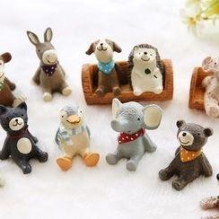 雲木良品 - 動物裝飾擺件