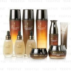 Coreana - Orthia Wrinkle Repair Special Set: Toner + Esssence + White Recovery Essence + Ampoule + Eye Cream + Cream + Emulsion