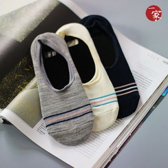 Socka - Striped No-Show Socks