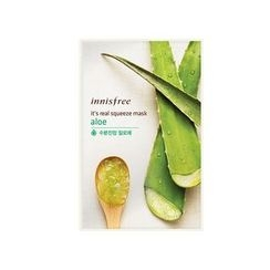 Innisfree - It's Real Squeeze Mask (Aloe) 1pc