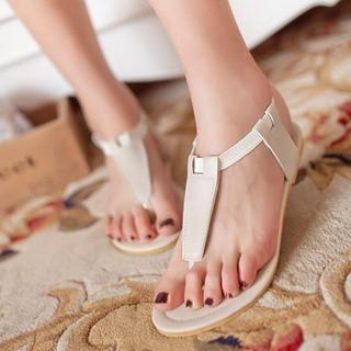 77Queen - Thong Sandals