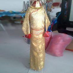 Komomo - Kids Chinese Emperor / Eunuch Cosplay Costume