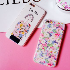 Little Moment - Print Case for iPhone 5 / 6s / 6s Plus / SE