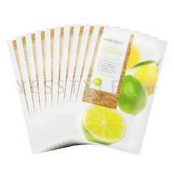 Innisfree - It's Real Lemonlime Mask