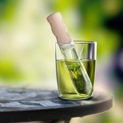 TeaLab - 魔法劑.玻璃試管泡茶器