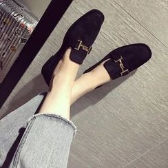 QQ Trend - 金属装饰乐福鞋