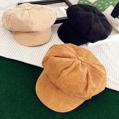 FROME - Corduroy Baker Boy Cap