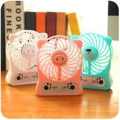 默默爱 - USB电风扇
