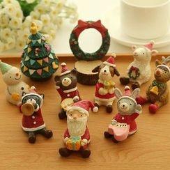 Nina's House - :聖誕擺件十件套