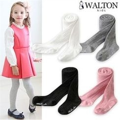 WALTON kids - Kids Knit Leggings