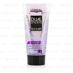 L'Oreal - Professionnel Dual Stylers by Tecni.Art Sleek and Swing (Smooth 1)