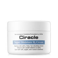 Ciracle - Super Moisture Rx Cream 80ml
