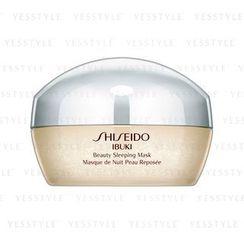 Shiseido 資生堂 - IBUKI 免沖洗啫喱睡眠面膜