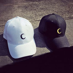 卿本佳人 - 刺繡棒球帽