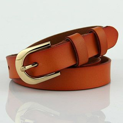 Follow Me - Genuine Leather Belt