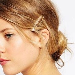 Kristina - Beaded Hair Pin