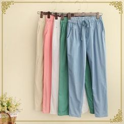Fairyland - Drawstring Harem Pants