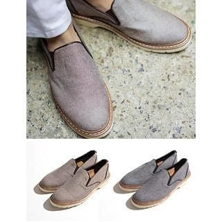 MUTNAM - Stitched Casual Shoes