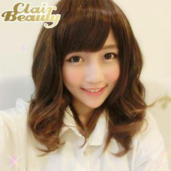 Clair Beauty - Medium Full Wig - Wavy