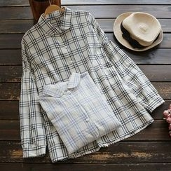 YOYO - Plaid Shirt
