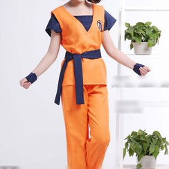 Comic Closet - Dragon Ball Goku Cosplay Costume