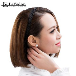 LeSalonWigs - Hair Extension -  Braid Hair Band (Cute)