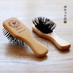 川島屋 - 木質梳子