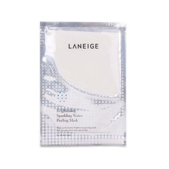 Laneige - Brightening Sparkling Water Peeling Mask Set