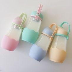 Wild Peach - 玻璃水瓶连茶叶隔