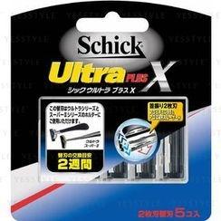 Schick - Ultra Plus X Razor (Refill)