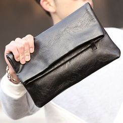 BagBuzz - Faux Leather Clutch