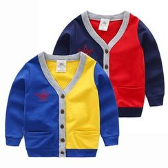 Seashells Kids - Kids Colour Block Jacket