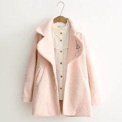 白金天使 - 刺繡大衣