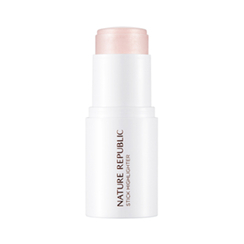Nature Republic - Botanical Stick Highlighter (#1 Shine Pink)