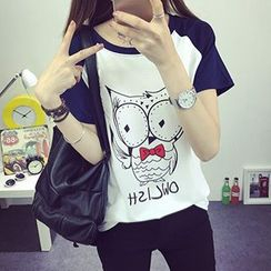 Fashion Street - Print T-Shirt