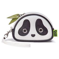 Morn Creations - Panda Wristlet