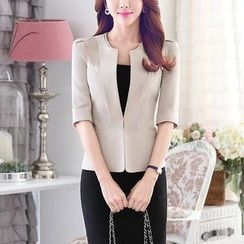 Princess Min - Set: Jacket + Pencil Skirt