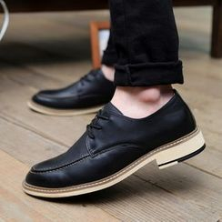Easy Steps - Faux-Leather Boat Shoes