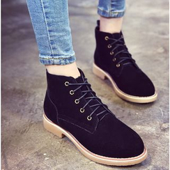 Simply Walk - Lace-Up Ankle Boots
